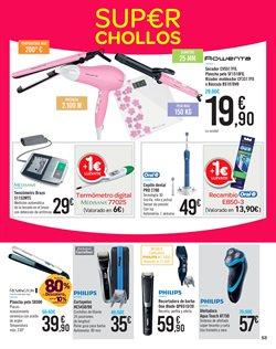 Ofertas de Cortapelos  en el folleto de Carrefour en Alcalá de Henares