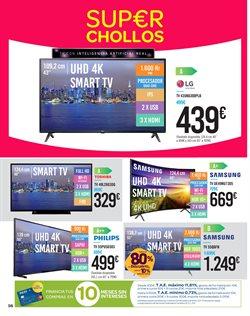 Ofertas de Toshiba  en el folleto de Carrefour en Madrid