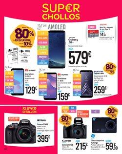 Ofertas de Canon  en el folleto de Carrefour en Madrid