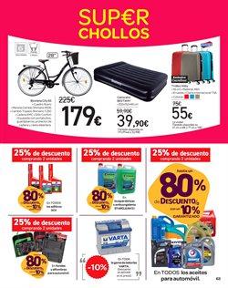 Ofertas de Varta  en el folleto de Carrefour en Madrid