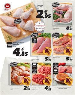 Ofertas de Pechuga de pollo  en el folleto de Carrefour en La Orotava