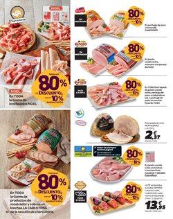 Ofertas de Campofrío  en el folleto de Carrefour en La Orotava