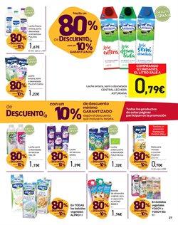 Ofertas de Puleva  en el folleto de Carrefour en La Orotava