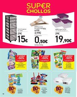Ofertas de Spontex  en el folleto de Carrefour en Las Palmas de Gran Canaria