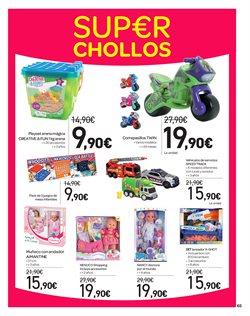 Ofertas de Muñecos  en el folleto de Carrefour en Las Palmas de Gran Canaria