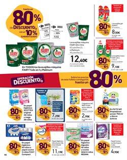 Ofertas de Papel de cocina  en el folleto de Carrefour en León