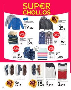Ofertas de Zapatos  en el folleto de Carrefour en Ávila