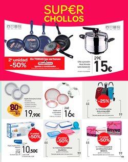 Ofertas de Cocinas  en el folleto de Carrefour en Ecija