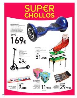 Ofertas de Patinete  en el folleto de Carrefour en Oviedo