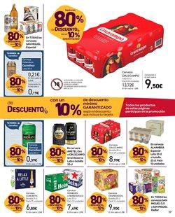 Ofertas de Heineken  en el folleto de Carrefour en Dos Hermanas