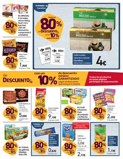 Ofertas de Chocolate  en el folleto de Carrefour en Valencia