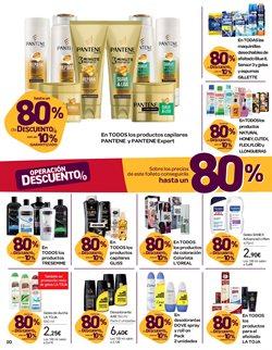 Ofertas de Champú  en el folleto de Carrefour en Torrejón