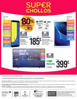 Ofertas de Smartphones  en el folleto de Carrefour en Torrejón