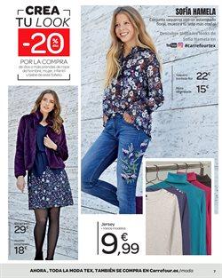 Ofertas de Ropa de abrigo  en el folleto de Carrefour en Madrid