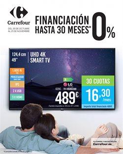 Ofertas de Informática y electrónica  en el folleto de Carrefour en Getafe
