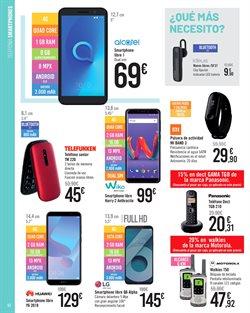 Ofertas de Motorola  en el folleto de Carrefour en Alcalá de Henares