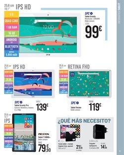 Ofertas de Tablet  en el folleto de Carrefour en Siero