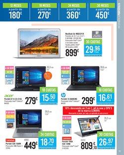 Ofertas de Lenovo  en el folleto de Carrefour en Alcalá de Henares