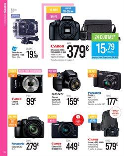 Ofertas de Cámara de fotos  en el folleto de Carrefour en León