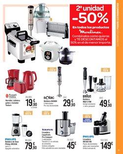 Ofertas de Moulinex  en el folleto de Carrefour en Madrid