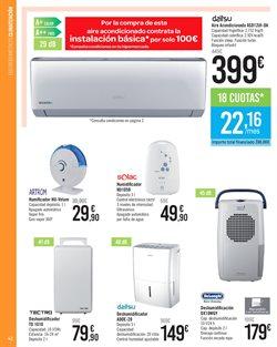 Ofertas de Aire acondicionado  en el folleto de Carrefour en Madrid