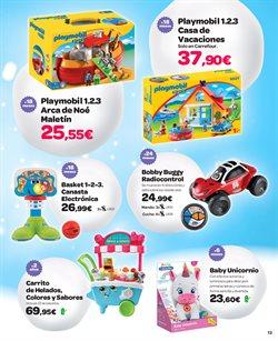 Ofertas de Barca hinchable  en el folleto de Carrefour en Madrid