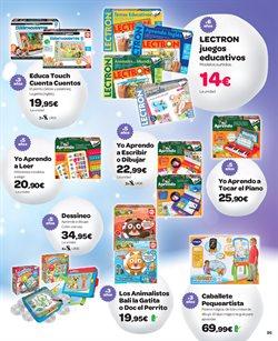 Ofertas de Juegos educativos  en el folleto de Carrefour en Madrid