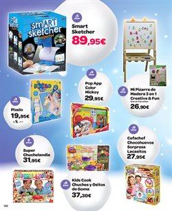 Ofertas de Pizarra  en el folleto de Carrefour en Madrid