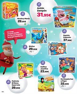 Ofertas de Juegos de mesa infantiles  en el folleto de Carrefour en Madrid