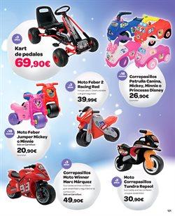 Ofertas de Feber  en el folleto de Carrefour en Madrid