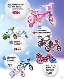 Ofertas de Ciclismo  en el folleto de Carrefour en Valladolid