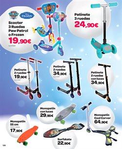Ofertas de Patinete  en el folleto de Carrefour en Madrid
