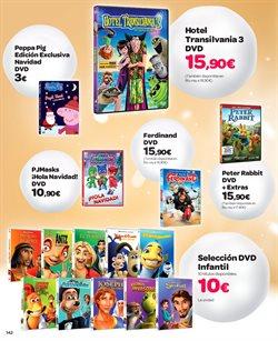 Ofertas de Reproductor dvd  en el folleto de Carrefour en Dos Hermanas
