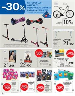 Ofertas de Patinete  en el folleto de Carrefour en Sevilla