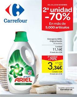 Ofertas de Ariel  en el folleto de Carrefour en Alcalá de Henares