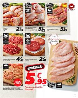Ofertas de Pechuga de pollo  en el folleto de Carrefour en Madrid