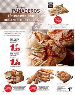 Ofertas de Pan  en el folleto de Carrefour en Madrid