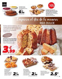 Ofertas de Bizcocho  en el folleto de Carrefour en Chiclana de la Frontera