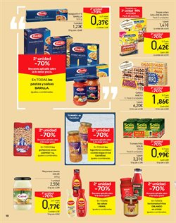 Ofertas de Salsas  en el folleto de Carrefour en Madrid