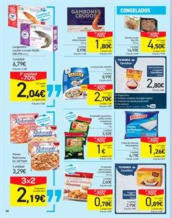 Ofertas de Pescanova  en el folleto de Carrefour en Orihuela