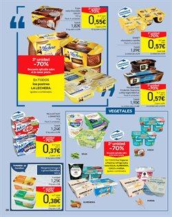 Ofertas de Postres  en el folleto de Carrefour en El Ejido