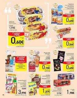 Ofertas de Pastelitos  en el folleto de Carrefour en Madrid