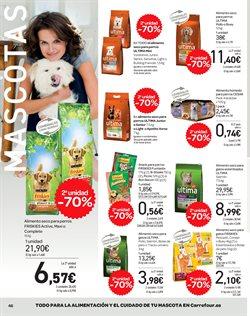 Ofertas de Comida para perros  en el folleto de Carrefour en Madrid
