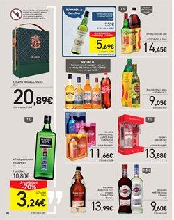 Ofertas de Whisky  en el folleto de Carrefour en Vecindario