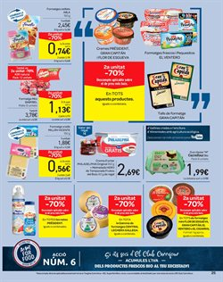 Ofertas de El Caserío  en el folleto de Carrefour en Barcelona