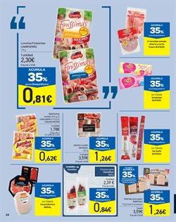 Ofertas de Chorizo  en el folleto de Carrefour en León