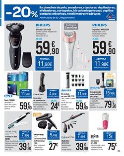 Ofertas de Máquina de afeitar  en el folleto de Carrefour en A Coruña