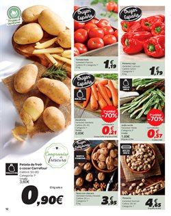 Ofertas de Patatas  en el folleto de Carrefour en Pamplona