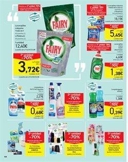 Ofertas de Fairy  en el folleto de Carrefour en Pamplona