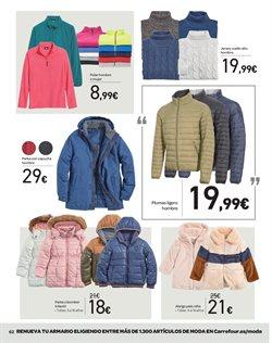 Ofertas de Ropa  en el folleto de Carrefour en Zaragoza
